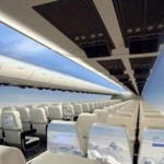 Photo: A repülés következő korszaka - ilyen lesz az ablak nélküli repülőgép