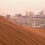 Sárkány domb – a világ legnagyobb városi homokdűnéje