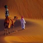 Photo: A legkülönlegesebb Street View fotózás - tevén ülve járhatjuk be a sivatagot