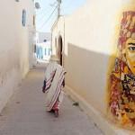 Művészeti galériává változtatott át egy tunéziai falut 150 utcai művész