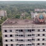 Páratlan drónvideó a katasztrófa sújtotta Pripjatyról és Csernobilról
