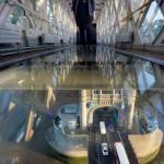 Üvegpadlót kapott a Tower Bridge