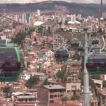 Átadták a világ leghosszabb és legmagasabban közlekedő városi siklóhálózatát