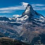 Matterhorn, a világ egyik legszebb hegycsúcsa