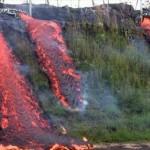Lakóházat pusztított el a Kilauea vulkánból kifolyó láva Hawaii-on