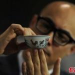 Sanghajban látható a 8 milliárd forintos rekordáron elkelt kínai csirkés csésze