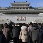 Tömegek gyászoltak Észak-Koreában Kim Dzsong Il halálának harmadik évfordulóján