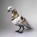 Csodálatos állatszobrok régi alkatrészekből