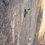 Szabadmászásban hódította meg a világ legnehezebb sziklafalát két amerikai sziklamászó