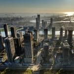 Photo: Szellemváros a kínai Manhattan