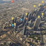 360 fokos virtuális túra Dubai felhőkarcolóiról és nevezetességeiről
