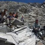 54 éve eltűnt repülő roncsait találták meg az Andokban