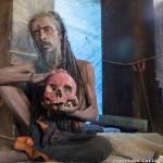 Az indiai Aghori-szekta – akik a holtak húsából esznek vallási szertartásaikkor