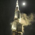 Füstnek hitték a Burj Khalifánál kialakult ködjelenséget