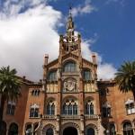 A barcelonai Szent Kereszt és Szent Pál Kórház – a kulturális Világörökség része