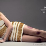 Zseniális reklámkampánnyal hívják fel a figyelmet a családon belüli erőszakra