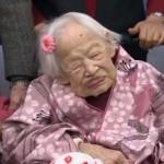 117. születésnapját ünnepli a világ egyik legidősebb embere