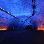 Photo: A Lærdal-alagút - a világ leghosszabb közúti alagútja