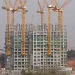 19 nap alatt húzott fel egy felhőkarcolót egy kínai építőipari cég
