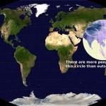 """Az emberiség fele ebben a """"kis"""" körben él"""