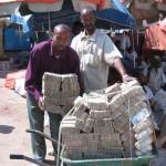 Pénzváltók Szomáliföldön