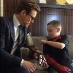 A Vasembertől kapott bionikus kart egy 7 éves kisfiú