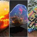 Különleges és gyönyörű ásványok