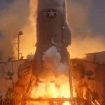 Így robbant fel a világ első interkontinentális rakétája