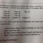 Meg tudja oldani a szingapúri diákok matekpéldáját?