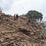 Photo: Már 3700 fölé emelkedett a nepáli földrengés halálos áldozatainak száma