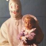 Rosszul sikerült és ijesztő húsvéti nyuszi jelmezek