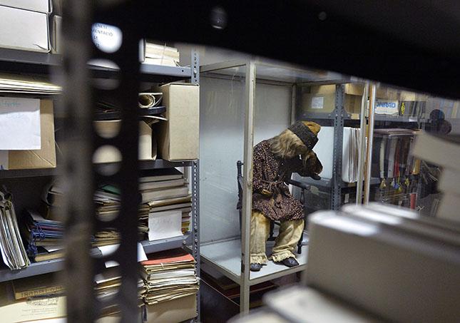 Százötven éves kisfiú múmiája a Magyar Természettudomány