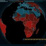 Elkészült a világ gyilkosságtérképe