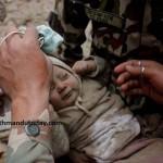 22 órával a földrengés után szabadítottak ki a romok alól egy 5 hónapos kisbabát Nepálban