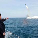 Photo: Rakétát photoshoppolt Észak-Korea