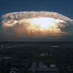 Lenyűgöző szupercellát fotózott egy viharvadász