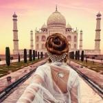 Indiában járt a világutazó szerelmes pár – párját követi a fotós a legszebb tájakra