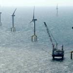 Paks teljesítményű szélerőműveket építenek a tengerre még ebben az évben a németek