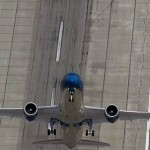 Szinte függőlegesen száll fel a Boeing új Dreamlinere [videó]