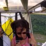 Potyautas a fedélzeten – egy macska bukkant elő a kisrepülőn