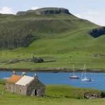 Ötven év óta először történt bűncselekmény egy skót szigeten