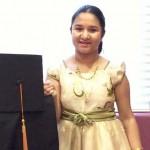 Egy 11 éves kislányt vettek fel a Harvardra