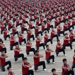 A világ legnagyobb kungfu iskolája