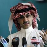 Teljes vagyonát elajándékozza a szaúdi herceg
