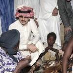 Photo: Teljes vagyonát elajándékozza a szaúdi herceg