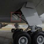 Áttörte egy gyár tetejét egy repülőgépről leszakadt 60 kilós alkatrész