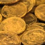 A hitleri birodalom végnapjaiban elásott rejtélyes aranyérmékre bukkantak