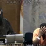 Photo: Váratlan találkozás - bírónő és vádlott középiskolai osztálytársak voltak