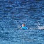 Verseny közben támadt cápa egy szörfösre