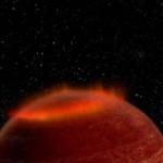 Először figyeltek meg sarki fényt a Naprendszeren kívül